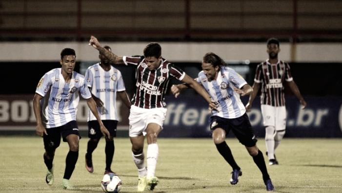 Fluminense enfrenta Macaé buscando classificação à semifinal da Taça Guanabara
