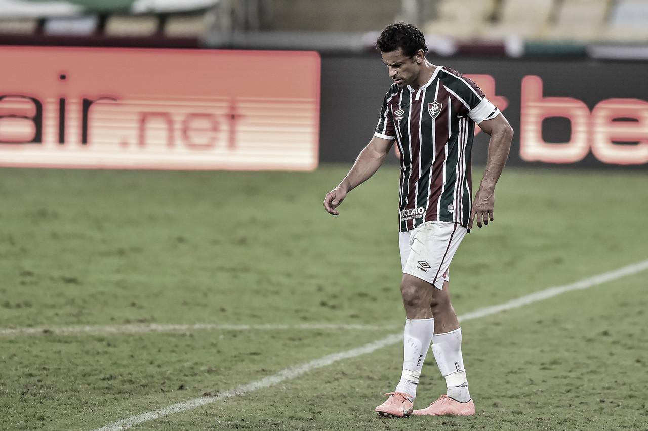 Fred testa positivo para Covid-19 e desfalca Fluminense contra o Corinthians