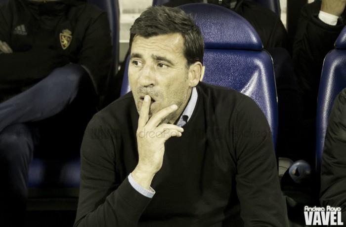 """Raúl Agné: """"Estoy satisfecho con la evolución del equipo"""""""
