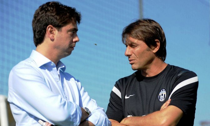 Agnelli-Conte, venerdì l'incontro