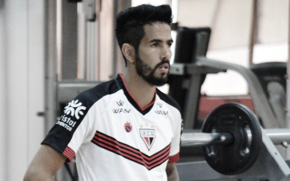 Jonathan diz que embate entre Coritiba e Atlético-GO é 'final de campeonato' na Série B