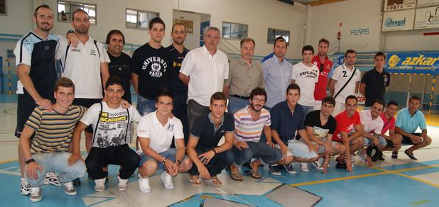 El Azkar Lugo inicia su 12ª temporada en 1ª División