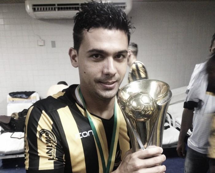 Destaque defensivo, Márcio Paraíba fica no Volta Redonda para disputa da Série C