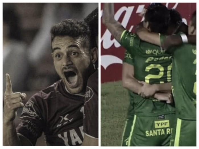 Historial: Lanús vs Sarmiento, ya se conocen
