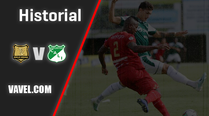 Historial Águilas Doradas vs. Deportivo Cali: superioridad 'azucarera'