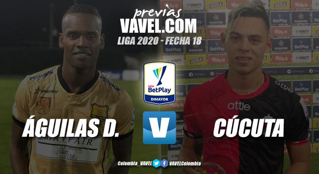 Previa Águilas Doradas vs. Cúcuta Deportivo: duelo para volver a la senda del triunfo