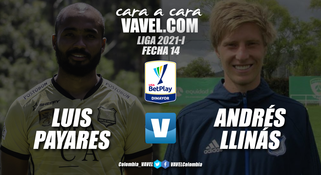 Cara a cara: Luis Payares vs Andrés Llinás