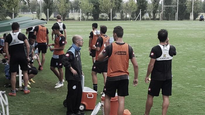 Intensa práctica en Belgrano