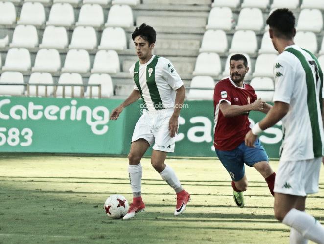 Álvaro Aguado, el jugador del Córdoba a tener en cuenta