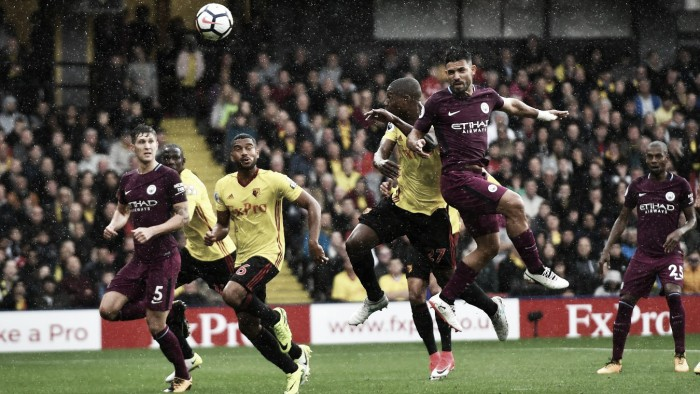 Resumen del Manchester City 3-1 Watford en Premier League 2018