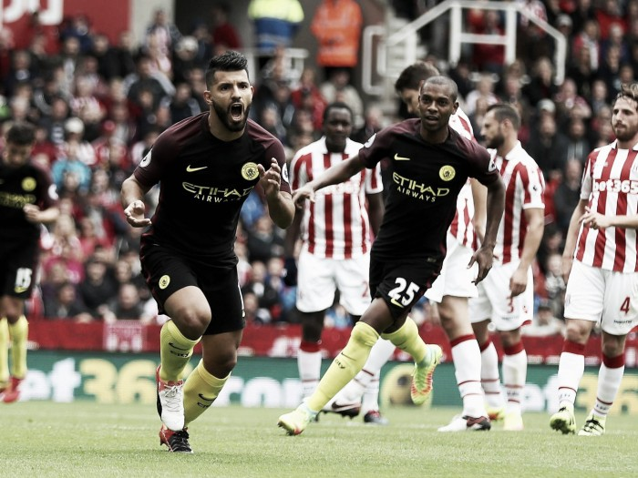 Stoke City 1-4 Manchester City post match analysis: Mike Dean decisions overshadow Potters loss