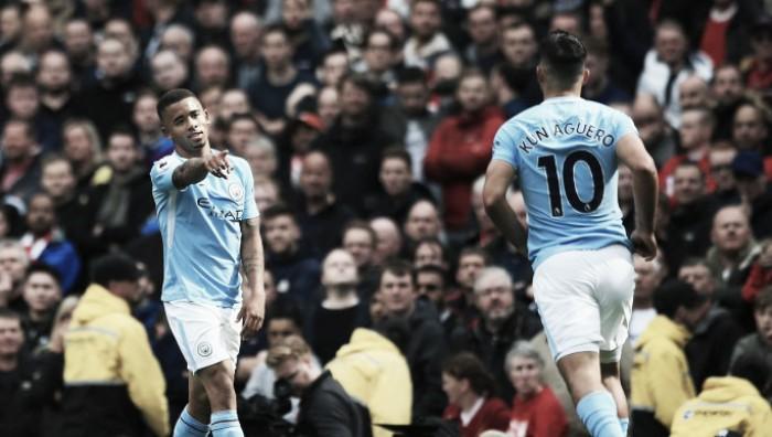 Aporte argentino en la goleada de City