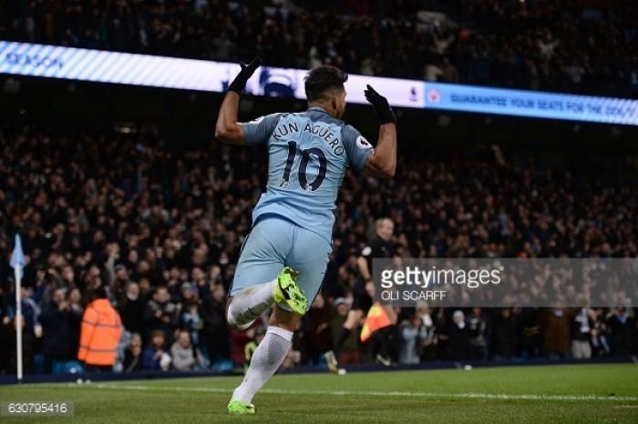 Manchester City, 90 milioni per il Kun Aguero