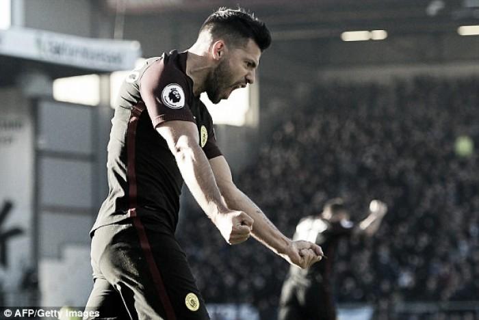 MVP jornada 13 de la Premier Leaguer: Agüero, el faro que iluminó al City