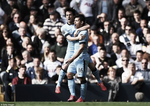 Tottenham 0-1 Manchester City: City Player Ratings