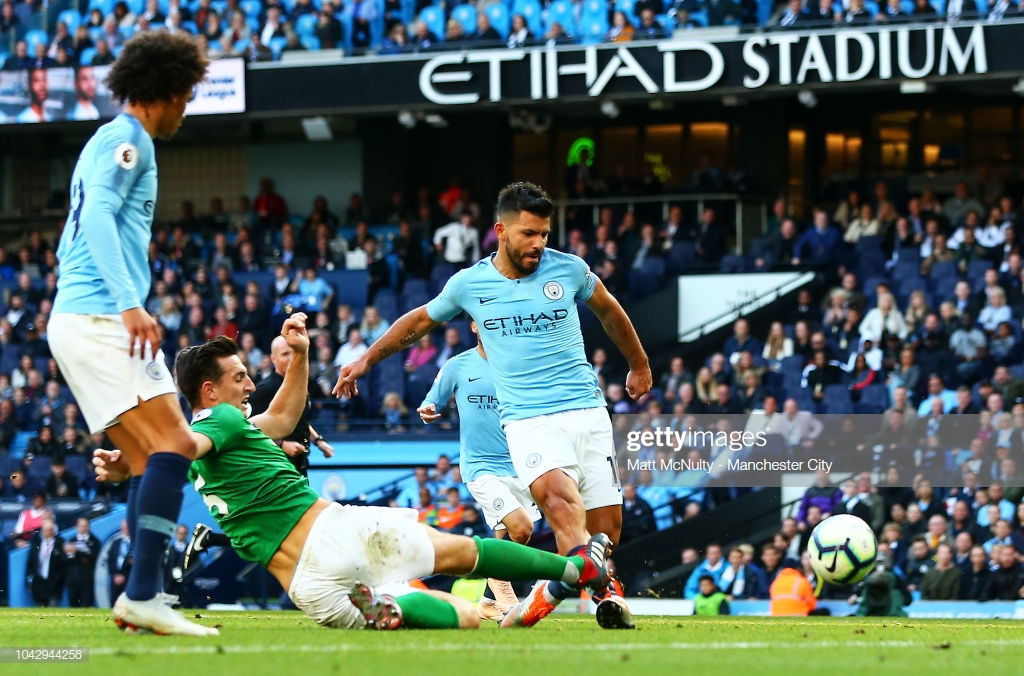 Brighton & Hove Albion vs Manchester City Preview: Citizens seeking three points to wrap up Premier League title