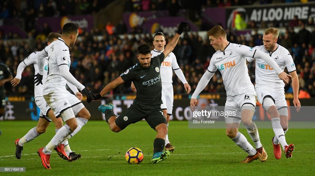 Swansea City vs Manchester City Preview: Guardiola's men look to keep quadruple dreams alive