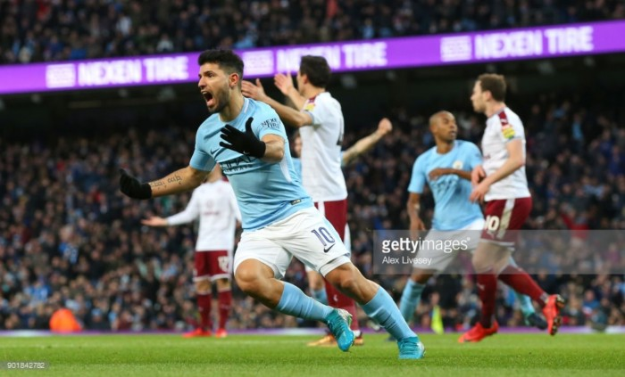 Manchester City 4-1 Burnley: Sky Blues ruthless again as fourth round place is booked