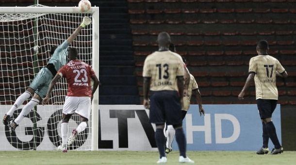Águilas Doradas ya está en segunda fase de la Copa Sudamericana