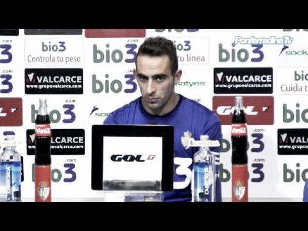 "Alberto Aguilar:""Si conseguimos la promoción será algo precioso"""
