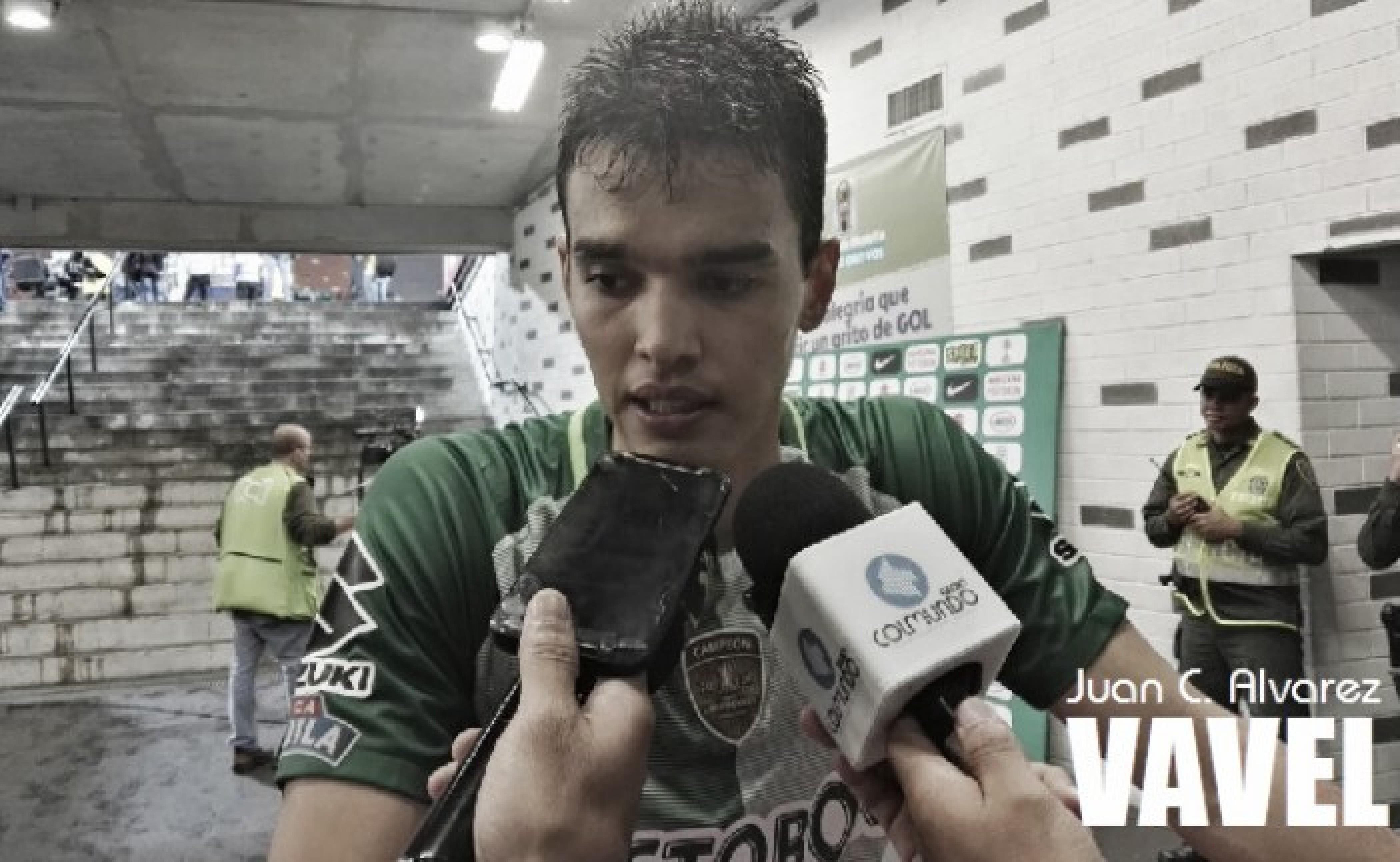 """""""A punta de orden y carácter sacamos el resultado"""": Felipe Aguilar"""
