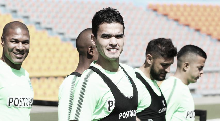 """""""Vamos por buen camino, confiamos en clasificar"""" : Felipe Aguilar"""