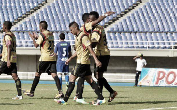 Águilas Doradas - Cortuluá: primer 'round' en la Copa Águila