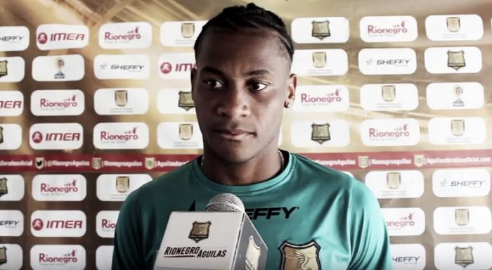 """Fernei Ibargüen: """"Hemos estado trabajando duro, incansablemente para lograr la victoria"""""""