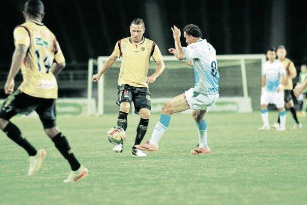 Resultado Jaguares - Águilas Doradas en Liga Águila 2015-II (2-1)