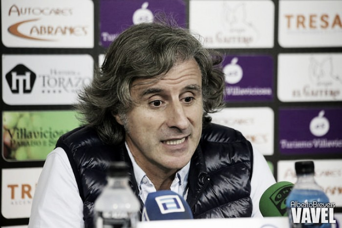 """Roberto Aguirre: """"El acierto del Pontevedra es lo que ha inclinado la balanza al final"""""""