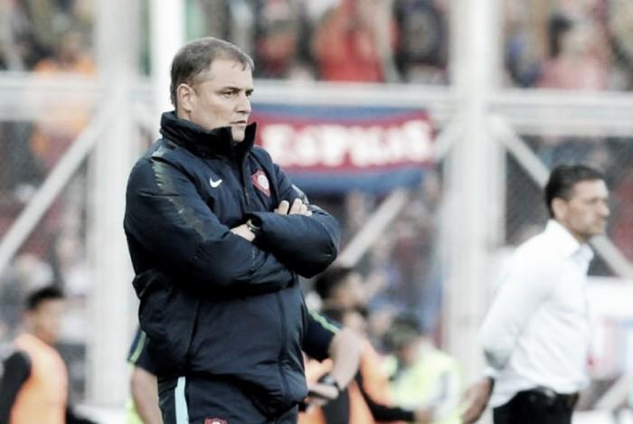 """Diego Aguirre: """"No tenemos tiempo para lamentos"""""""