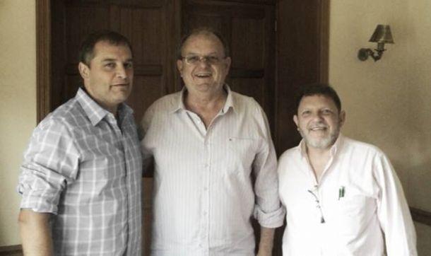 Diego Aguirre é anunciado oficialmente como novo técnico do Internacional