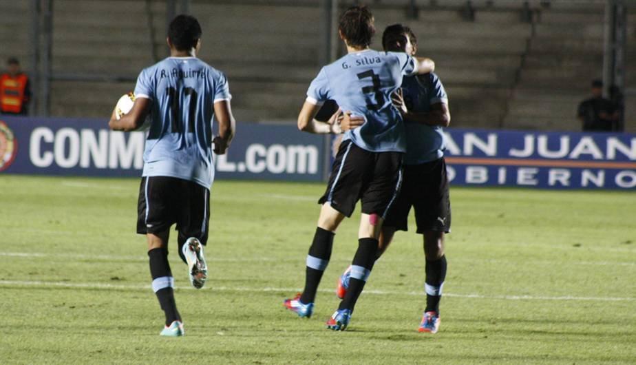 Sub 20: Uruguay 3 Perú 1, único invicto y más cerca del Mundial