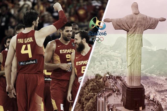 Guía VAVEL Básquet Juegos Olímpicos 2016: España