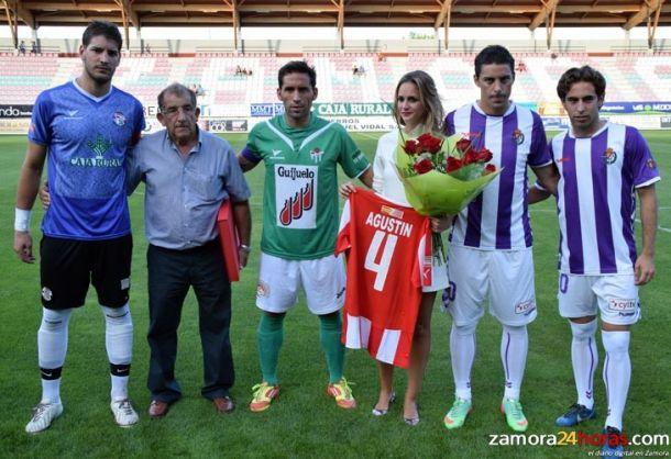 Vence el Real Valladolid, pero el protagonismo fue para Agustín Villar