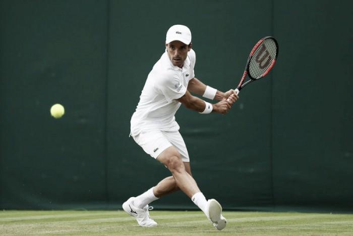Roberto Bautista: el español que quiere hacer historia en Wimbledon