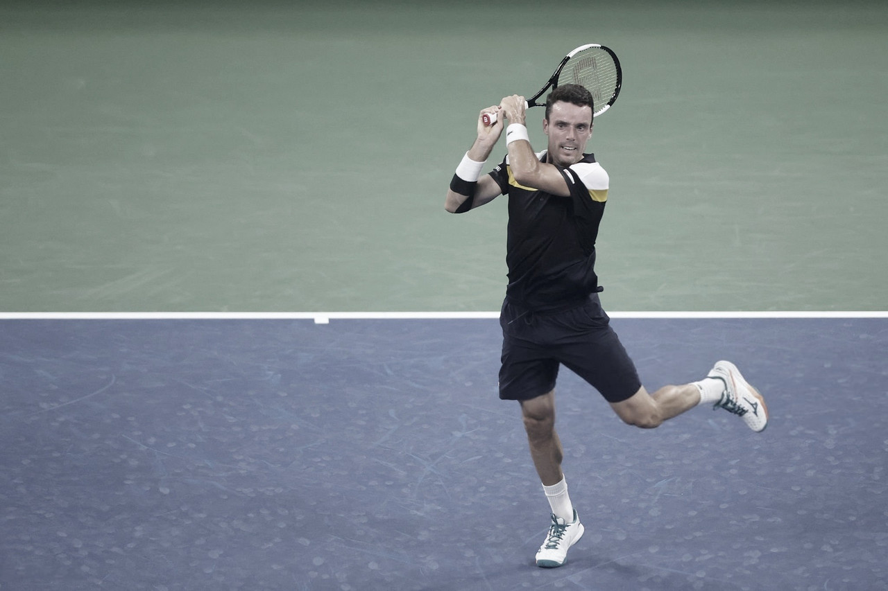 Bautista-Agut aplica 'pneu' em Kyrgios e vence com autoridade na estreia do US Open
