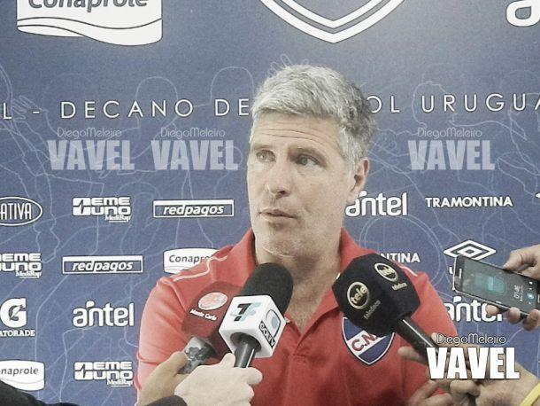 """Gutiérrez: """"Otros equipos tampoco juegan donde deben"""""""