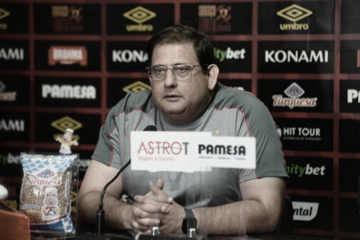 Guto Ferreira pede mobilização total em reta final do Sport na Série B