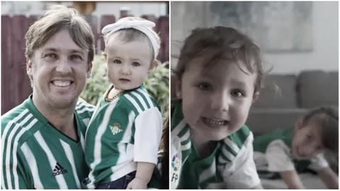 Betis y Sevilla se unen por una buena causa