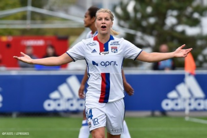 Olympique Lyonnais reign supreme in France once again