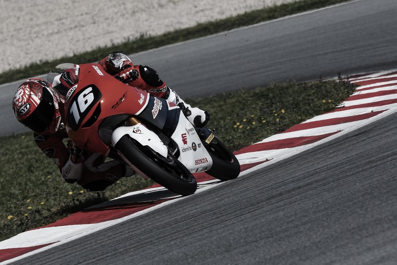 Mario Siap listo para subir al podio en Valencia