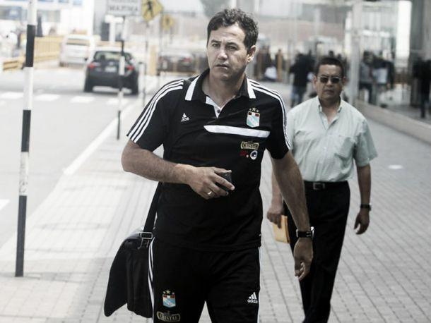 Sporting Cristal regresó a Lima tras lo sucedido en Chiclayo