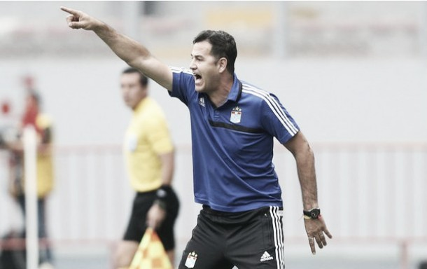 "Daniel Ahmed: ""Sporting Cristal será campeón en Arequipa"""