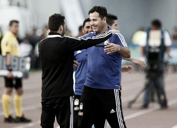"Daniel Ahmed: ""Gracias a Dios pudimos lograr el objetivo"""