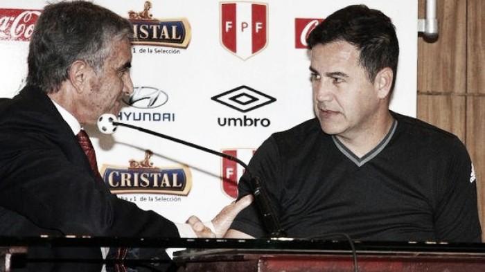 Daniel Ahmed fue presentado como jefe de la unidad técnica de menores de la Selección Peruana