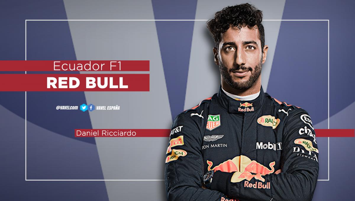 Ecuador Mundial F1: Daniel Ricciardo, futuro resuelto para continuar luchando