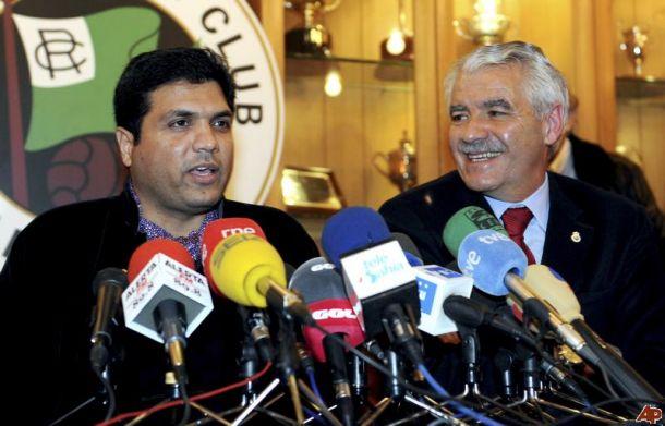 Ali Syed deja de ser el dueño del Racing