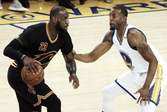NBA Finals a inseguimento per i Cleveland Cavaliers