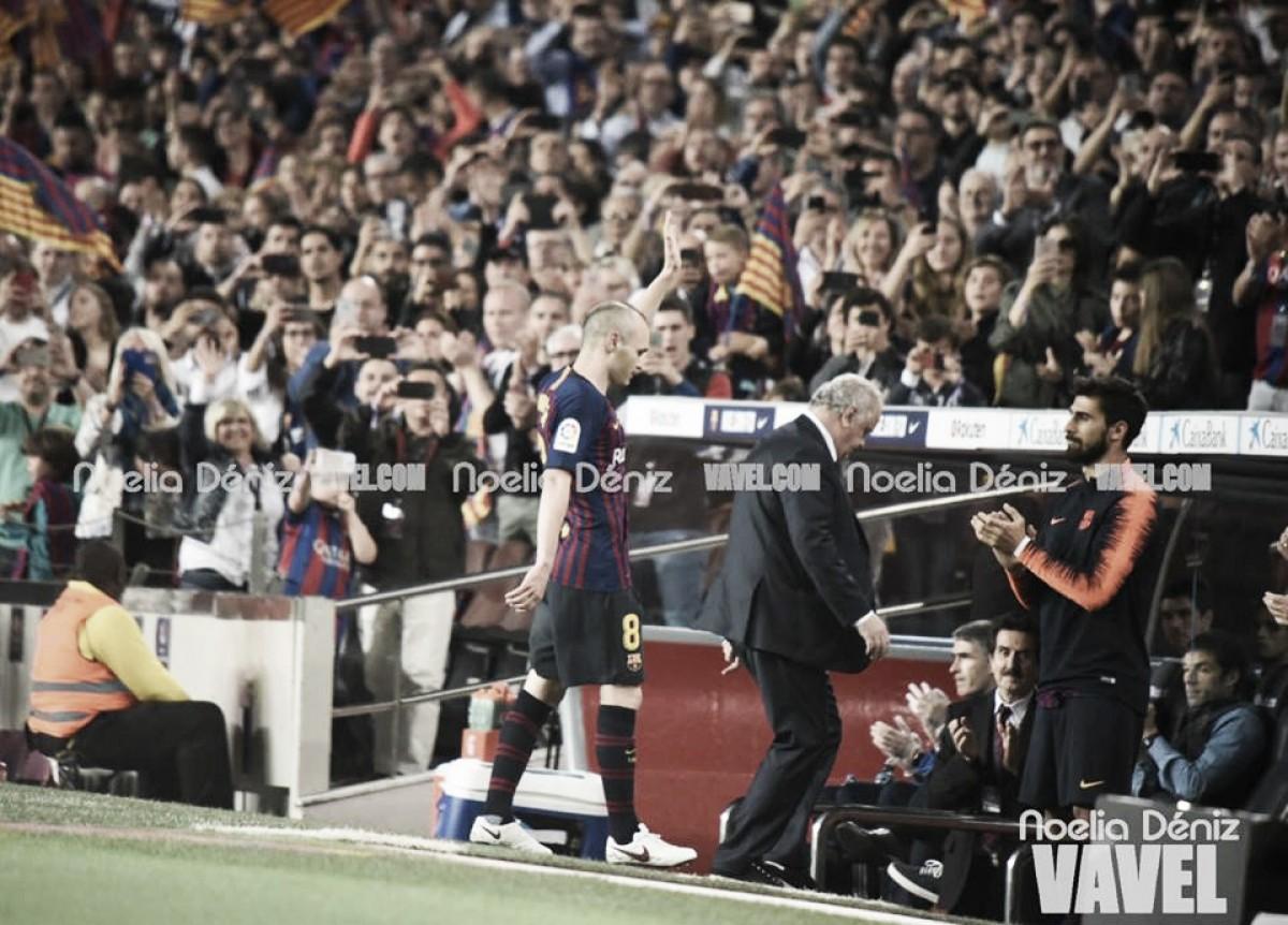 La última noche en el Camp Nou, Andrés